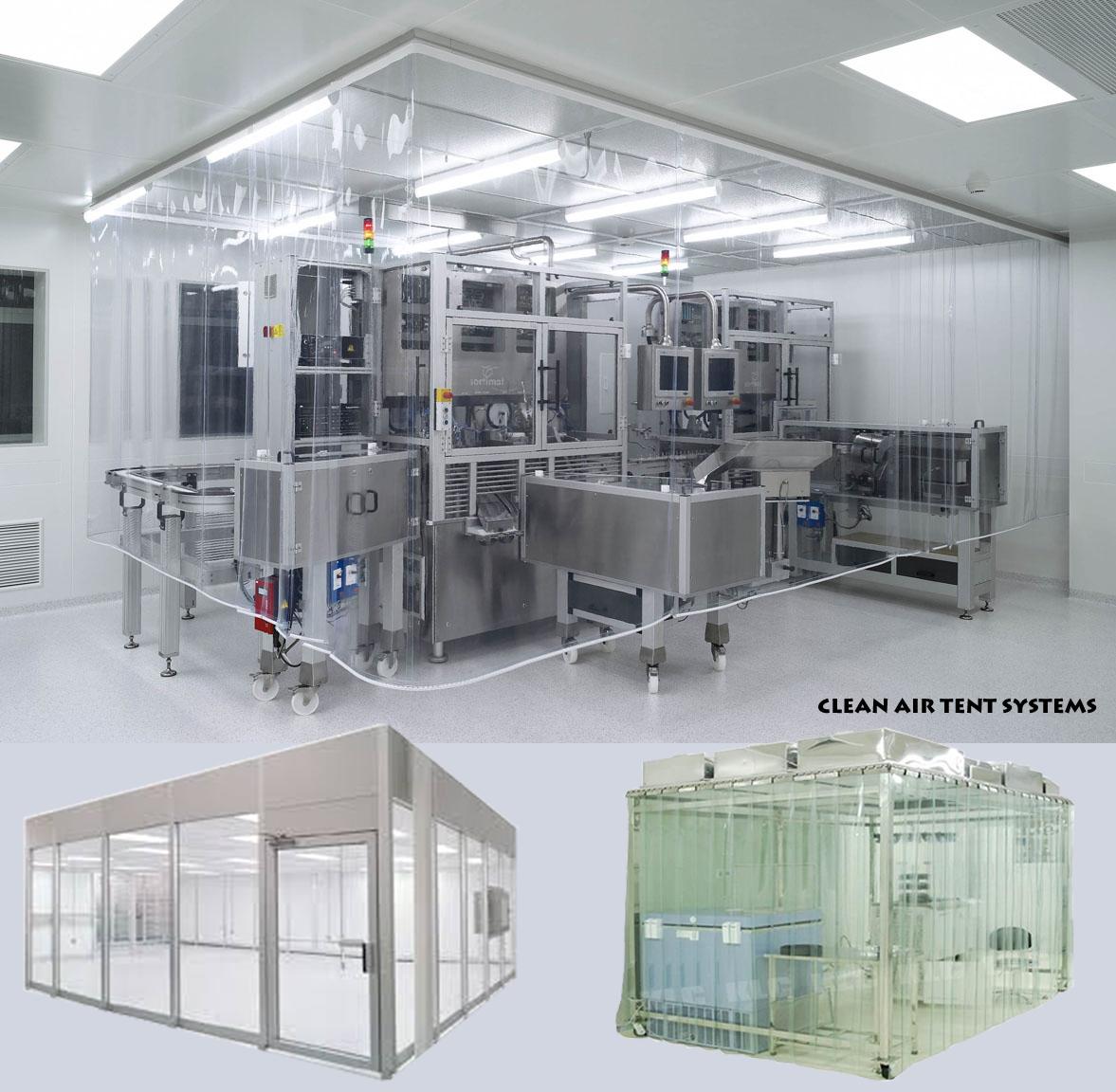 Clean Air Tent systems manufacturer chennai, supplier of Clean Air Tent systems