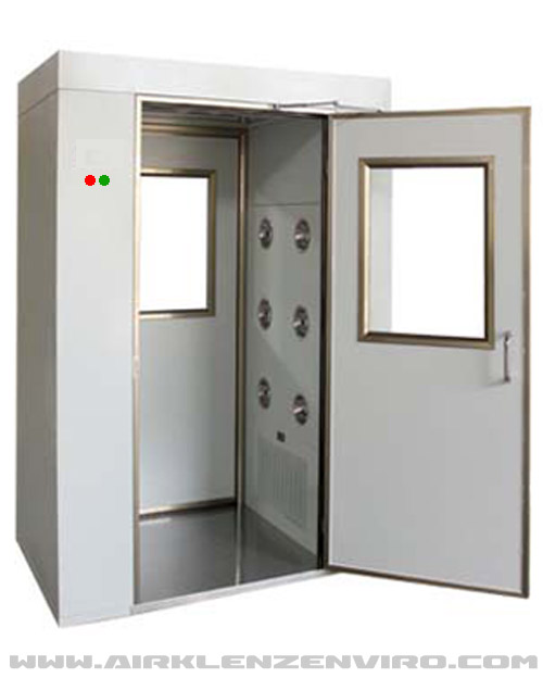 Air shower systems, Air shower manufacturer in india, chennai, bangalore